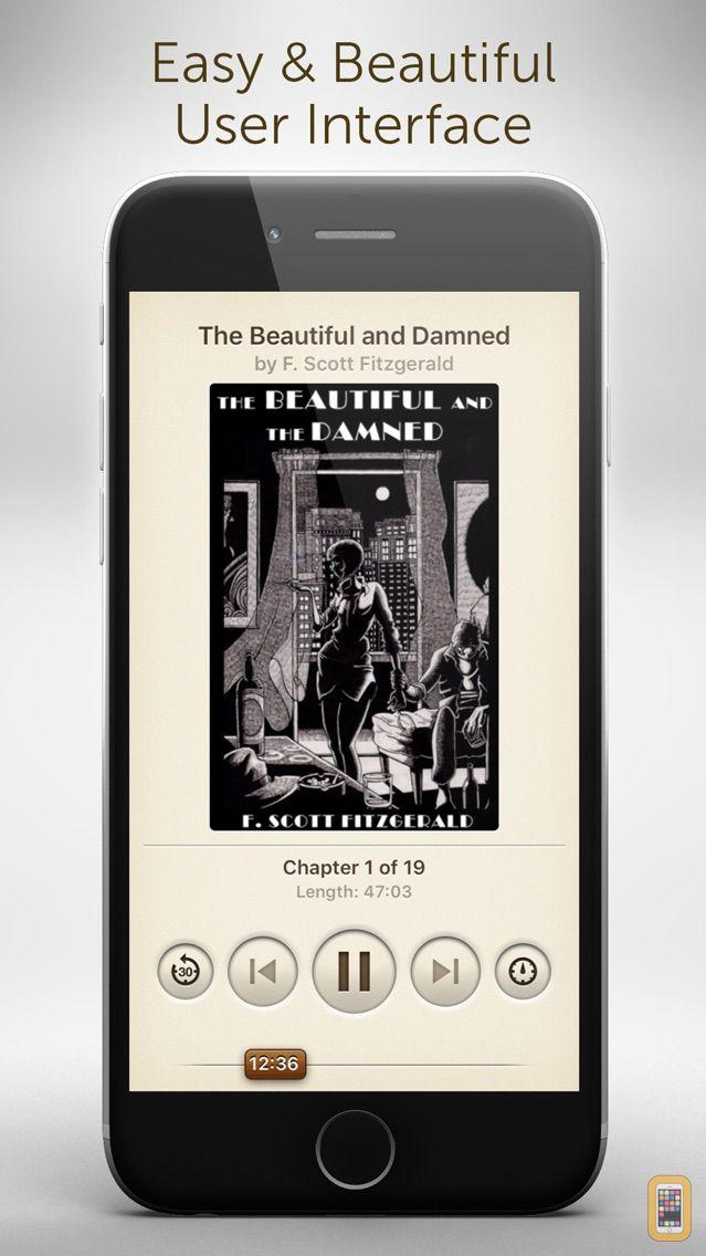 Screenshot - Audiobooks - 5,239 Classics Ready to Listen