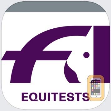 FEI EquiTests 3 - Dressage by Fédération Equestre Internationale (FEI) (Universal)
