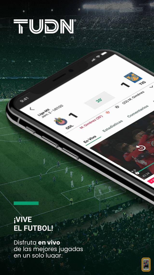 Screenshot - TUDN: TU Deportes Network