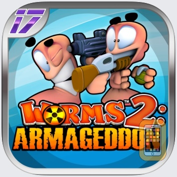 Worms 2: Armageddon by Team17 Digital Limited (Universal)