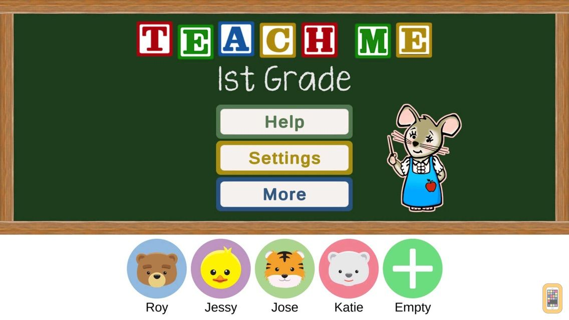 Screenshot - TeachMe: 1st Grade