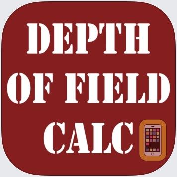 Depth Of Field Calculator by Essence Computing (Universal)