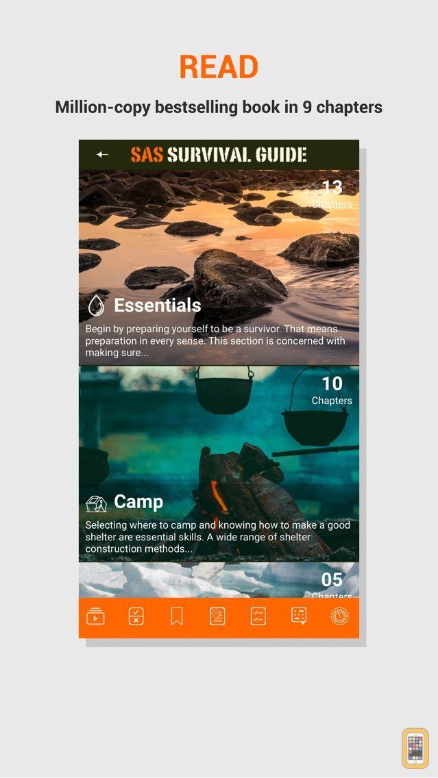 Screenshot - SAS Survival Guide