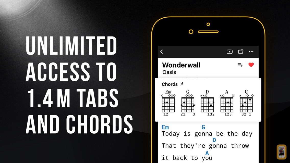 Screenshot - Ultimate Guitar: Chords & Tabs