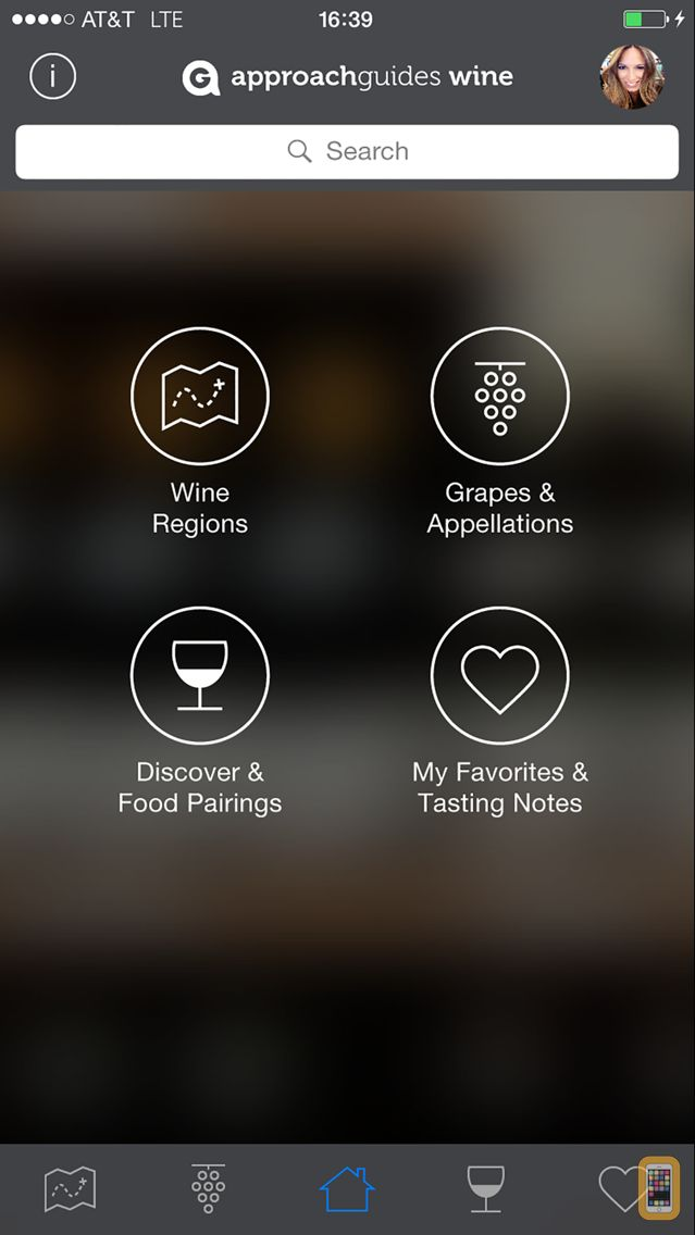 Screenshot - Approach Guides Wine Guide for iPhone