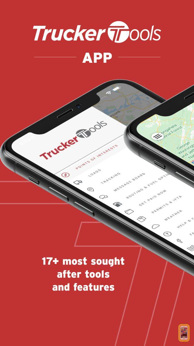 Screenshot - Trucker Tools