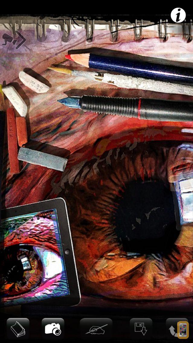 Screenshot - Camera Lucida