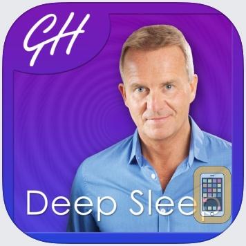 Deep Sleep by Glenn Harrold, a Self-Hypnosis Meditation for Relaxation by Diviniti Publishing Ltd (Universal)