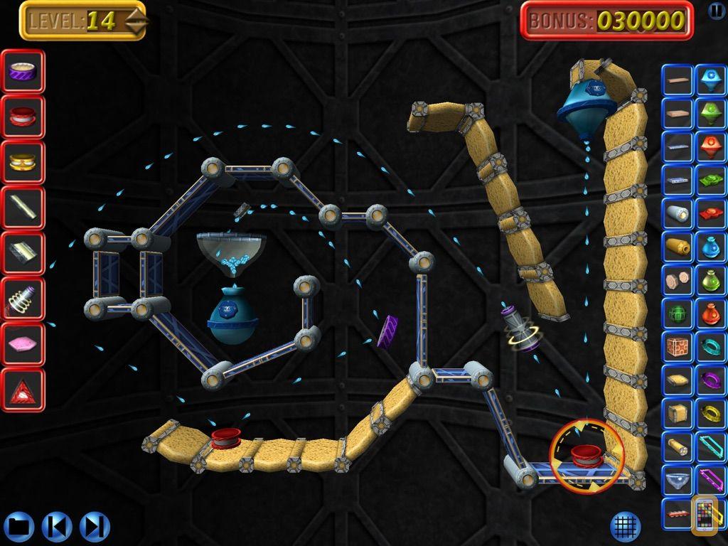 Screenshot - Enigmo Deluxe