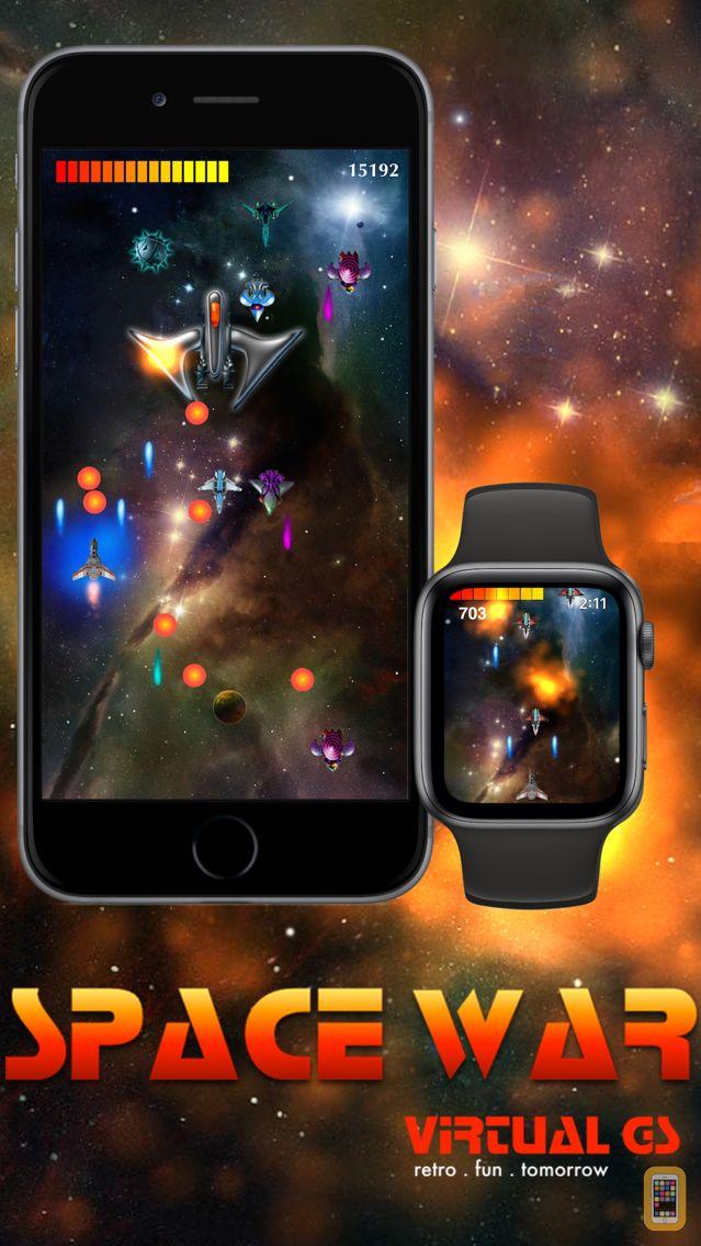Screenshot - Space War GS