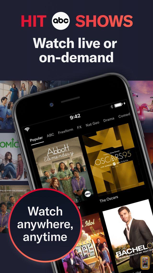 Screenshot - ABC – Live TV, Shows & Movies