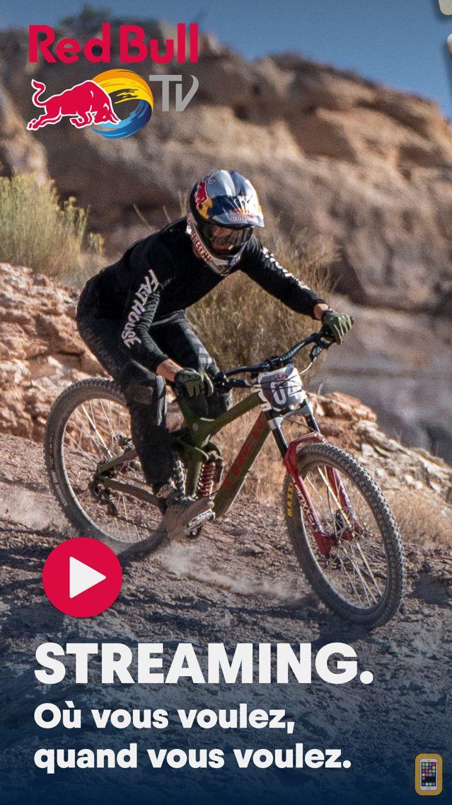 Screenshot - Red Bull TV