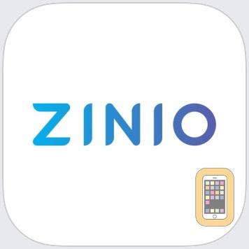Zinio - The World's Magazine Newsstand by Zinio LLC (Universal)
