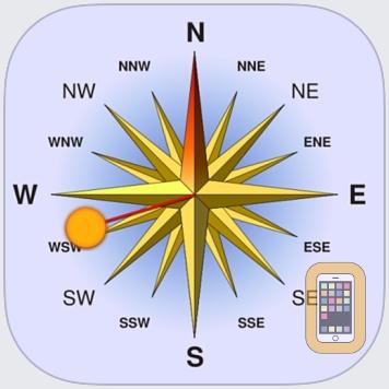 Compass XL by Piet Jonas (iPad)