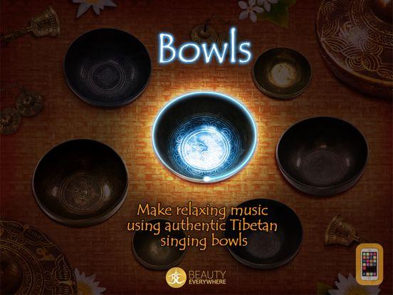 Screenshot - Bowls HD Tibetan Singing Bowls