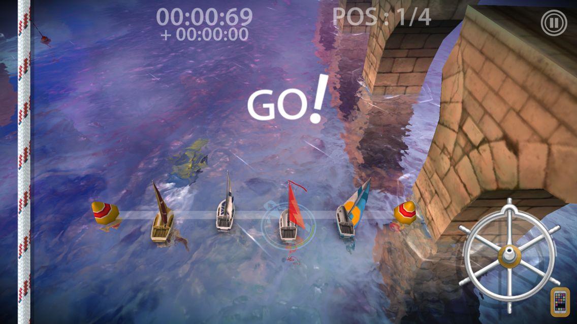 Screenshot - Sailboat Championship PRO HD