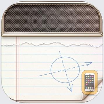 SoundNote by David Estes (iPad)
