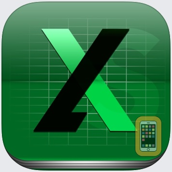 Calc XLS Spreadsheet by Mariner Software (Universal)