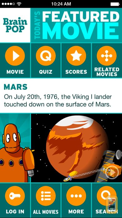 Screenshot - BrainPOP Featured Movie