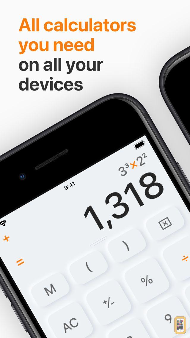 Screenshot - Calculator Max