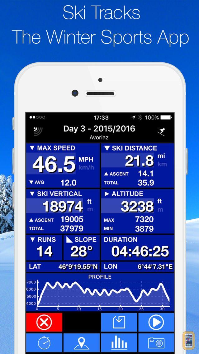 Screenshot - Ski Tracks