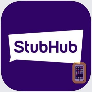 StubHub: Event Tickets by StubHub Inc. (Universal)