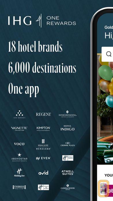 Screenshot - IHG® Hotel Deals & Rewards