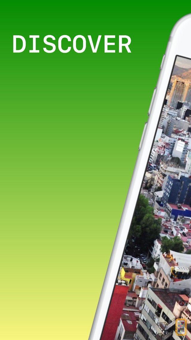 Screenshot - Mexico City Travel Guide & Map