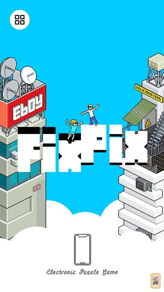 Screenshot - eBoy FixPix