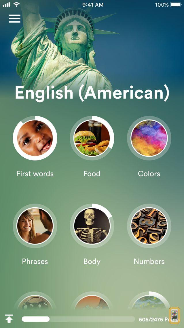 Screenshot - uTalk Classic Learn English (American)