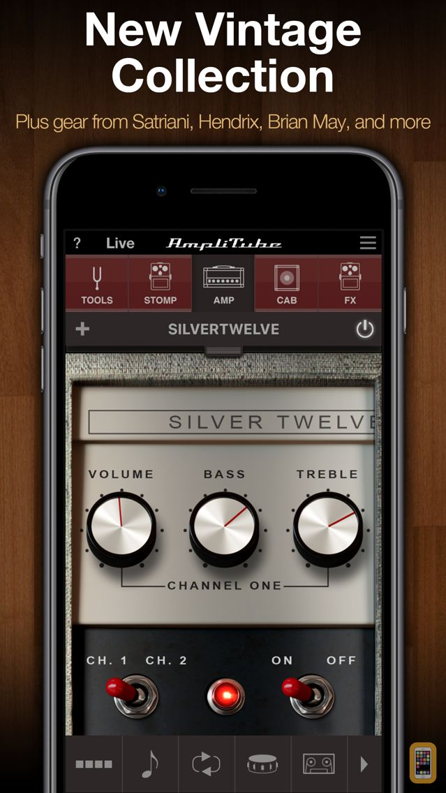 Screenshot - AmpliTube