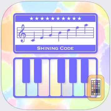 Piano Notes Pro by Patrick Chan (iPad)
