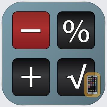 Accountant Calculator by Richard Silverman (iPhone)