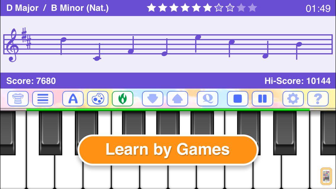 Screenshot - Piano Notes Fun