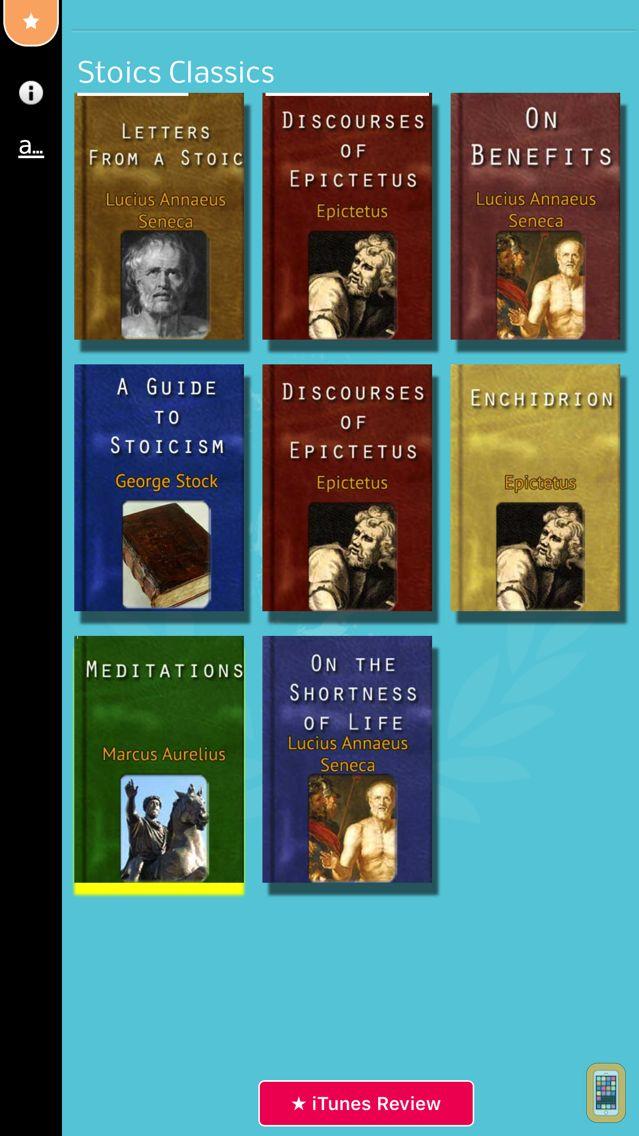 Screenshot - Stoic Library
