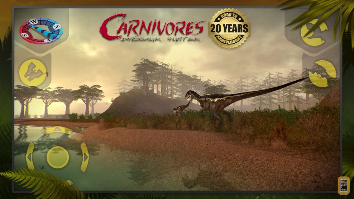 Screenshot - Carnivores: Dinosaur Hunter Pro