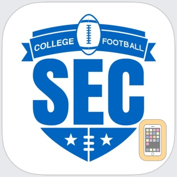 SEC Football Scores by GameDay Edge, LLC (Universal)