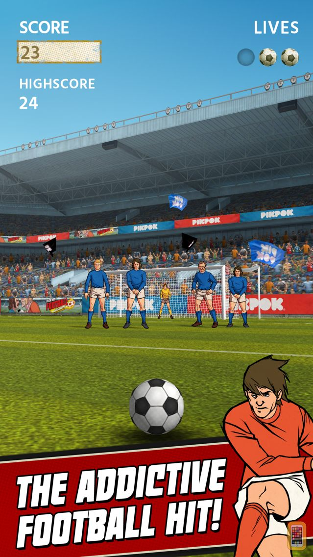 Screenshot - Flick Kick Football