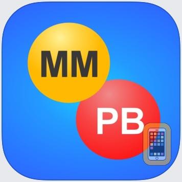 MMPB: MegaMillions & Powerball by My Lottos LLC (Universal)
