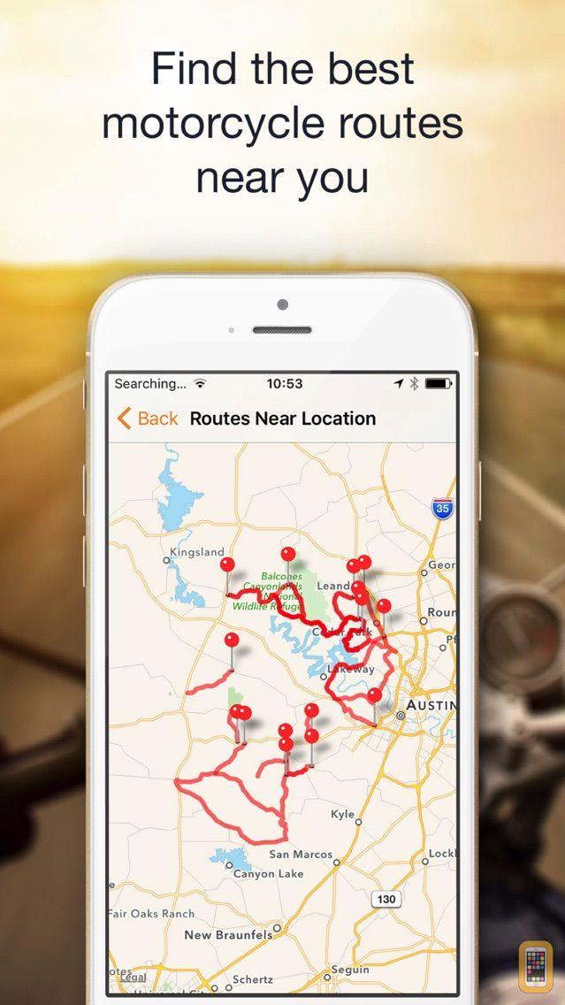 Screenshot - Best Biking Roads