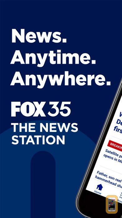 Screenshot - FOX 35 Orlando: News & Alerts
