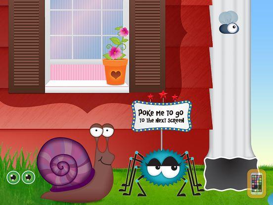 Screenshot - Itsy Bitsy Spider – Easter Egg
