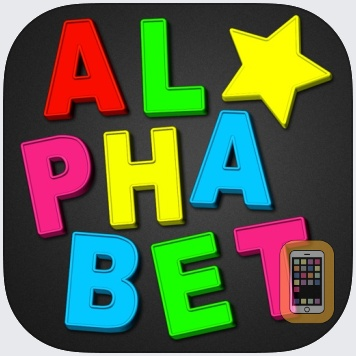ABC - Magnetic Alphabet HD for Kids by Dot Next (iPad)
