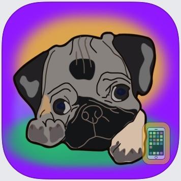 Dog Soundboard 4 Dogs (Chihuahua, German Shepherd, Labrador, Rottweiler) with Animal Tracking, & Dog Age Calculator by Verosocial Studio (Universal)