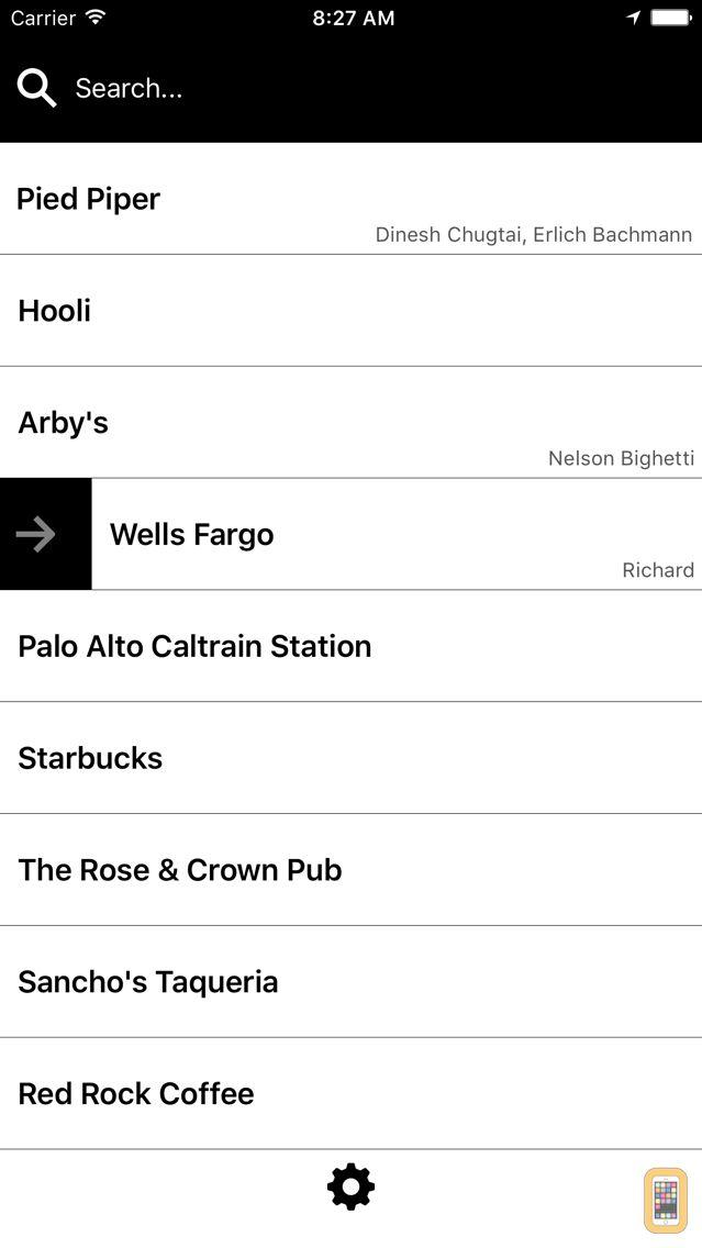 Screenshot - Checkie for Foursquare