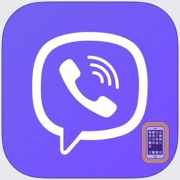 Viber Messenger: Chats & Calls by Viber Media SARL. (Universal)