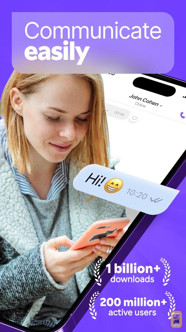 Screenshot - Viber Messenger: Chats & Calls