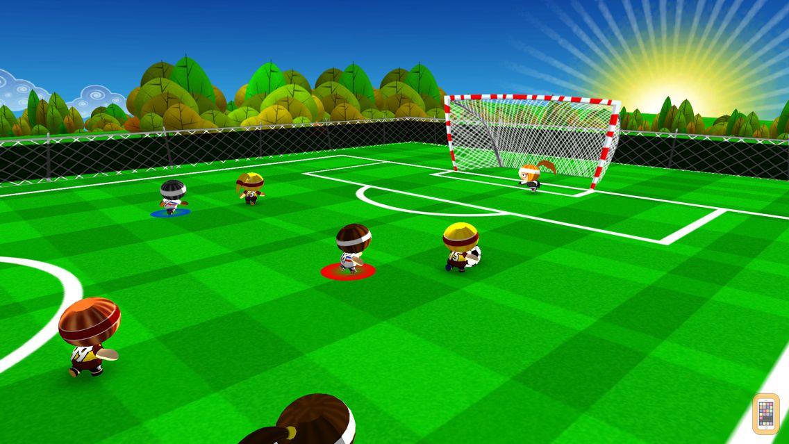 Screenshot - Chop Chop Soccer