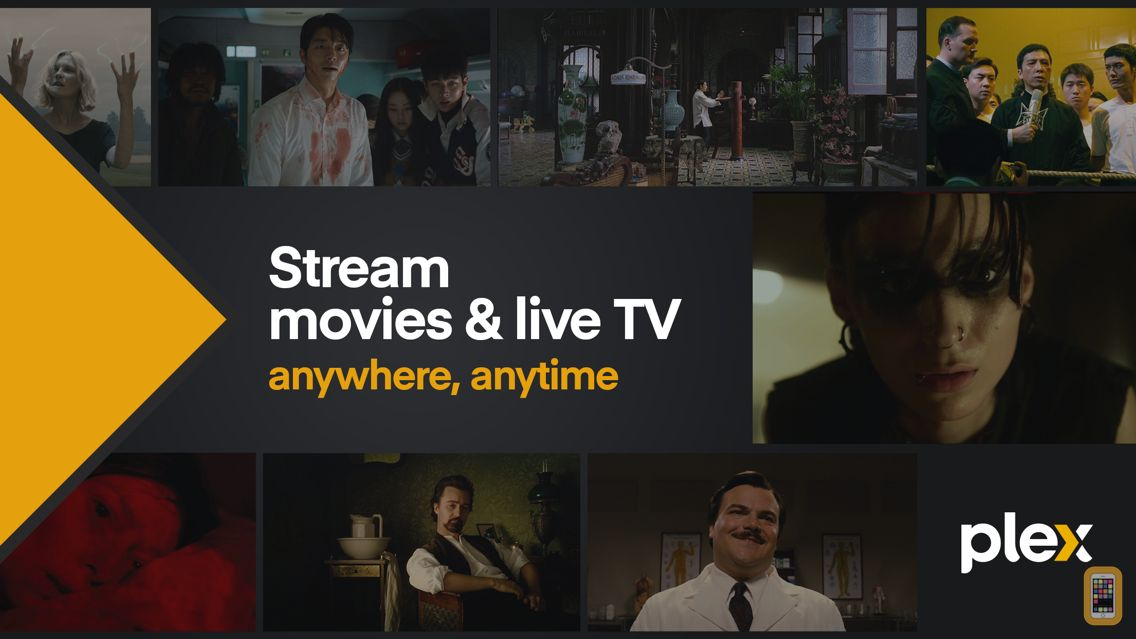 Screenshot - Plex: Movies, TV, Music & More