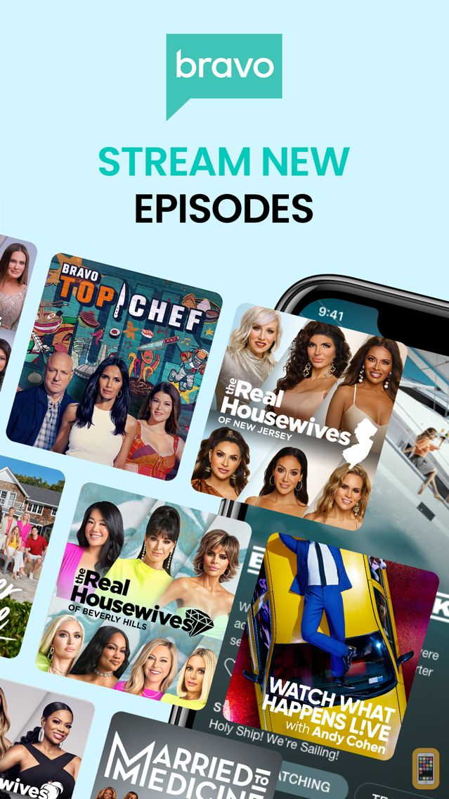 Screenshot - Bravo - Stream Shows & Live TV